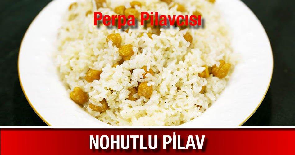 Nohutlu Pilav Perpa Pilavcısı