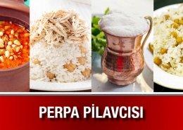 Perpa Pilavcısı