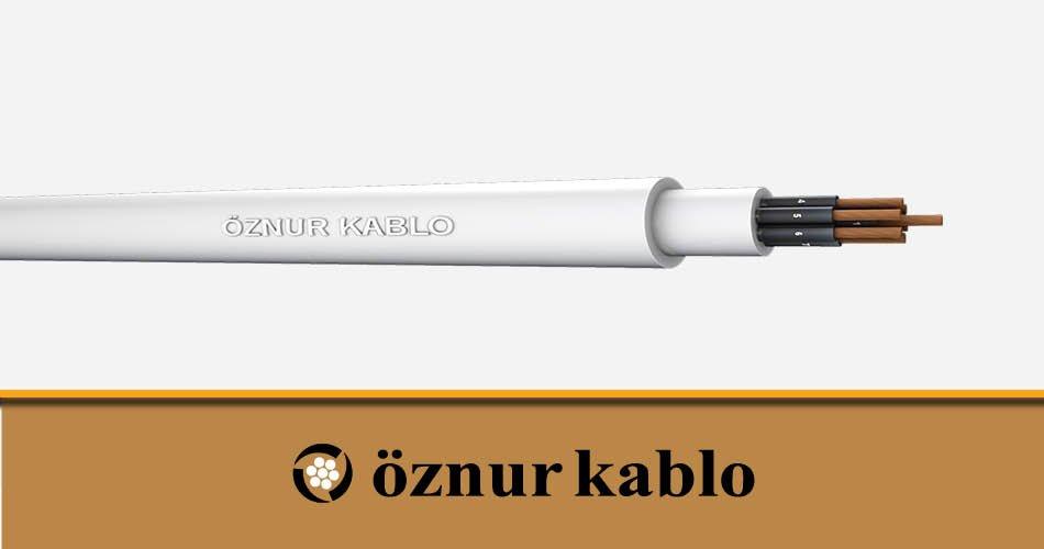 PVC İzoleli Tesisat Kabloları Bükülgen Kablolar
