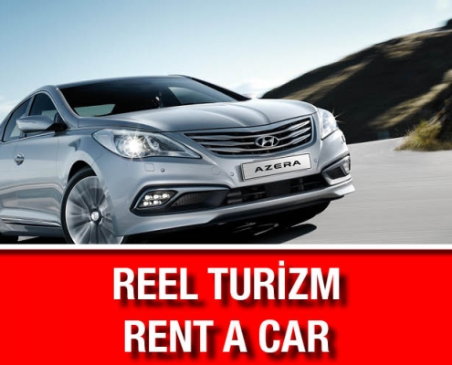 Reel Turizm Araç Kiralama Rent a Car