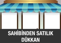 Sahibinden Satılık Dükkan