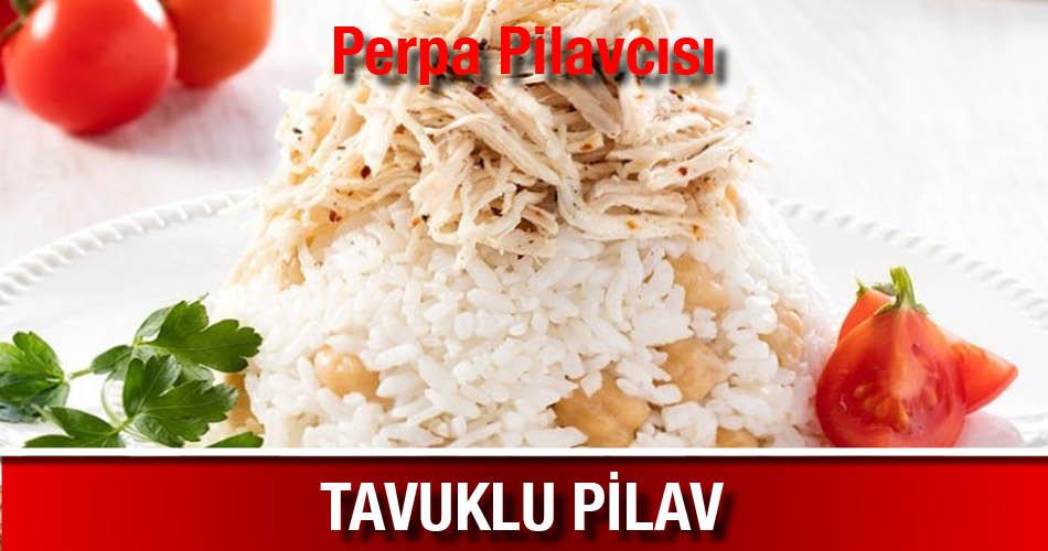 Tavuklu Pilav Perpa Pilavcısı