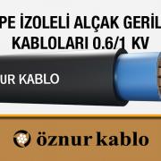 XLPE İzoleli Alçak Gerilim Kabloları