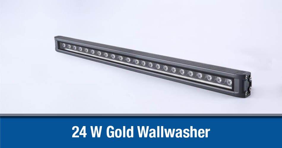 24 W Gold 60 Cm CT-4696