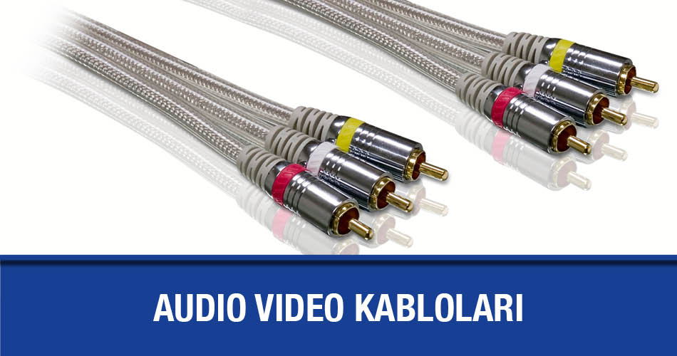 Audio Video Kabloları
