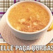 Alazade Restoran Kelle Paça Çorbası