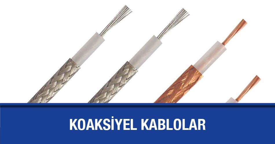 Koaksiyel Kablolar