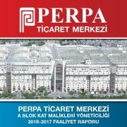 2016-2017 Faaliyet Raporu Perpa Ticaret Merkezi
