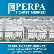 2017-2018 Faaliyet Raporu Perpa Ticaret Merkezi
