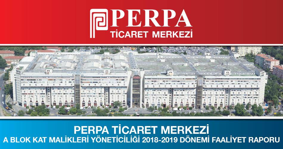2018-2019 Faaliyet Raporu Perpa