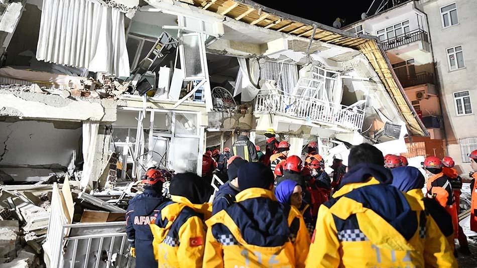 Elazığ Sivrice'de Deprem