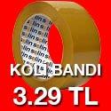 KOLİ BANDI 3.29 TL