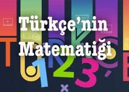 Türkçe'nin Matematiği