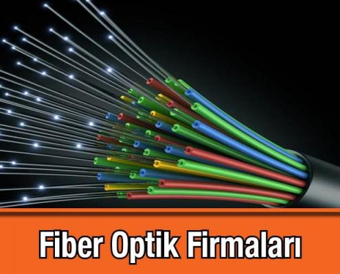 Fiber Optik Firmaları