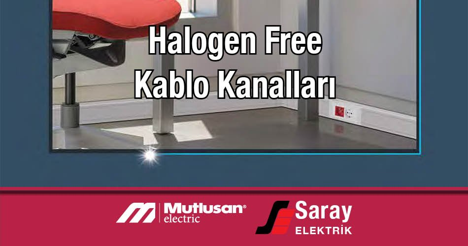 Halogen Free Kablo Kanalları