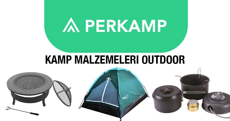 Perkamp Kamp Malzemeleri Outdoor Ürünleri