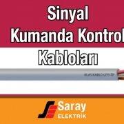Sinyal Kumanda Kontrol Kabloları Klas Kablo