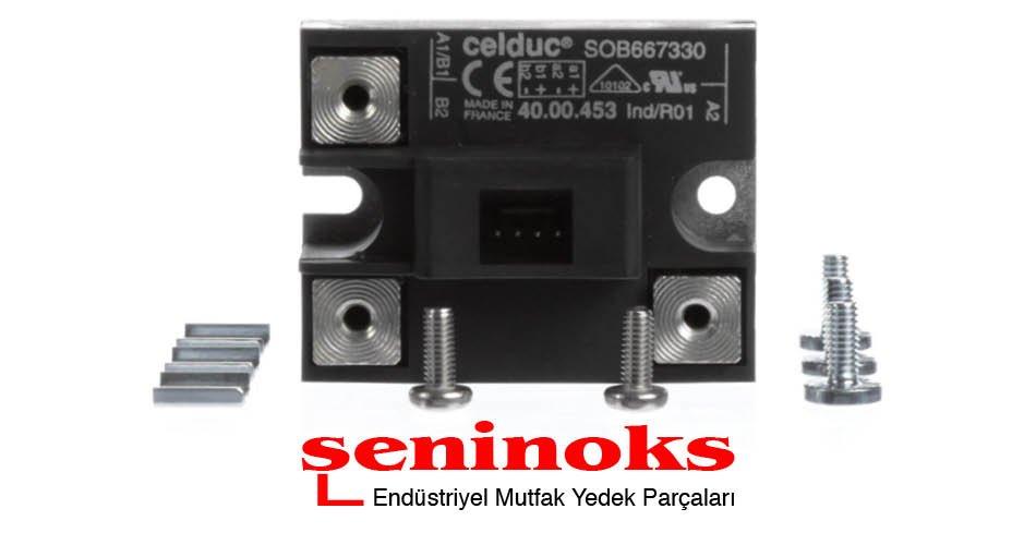 Solid Role (Rational) Bulaşık Makinesi Yedek Ekipmanları Şeninoks