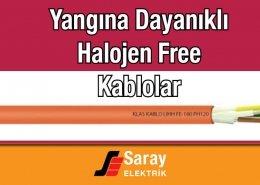 Halojen Free Kablolar