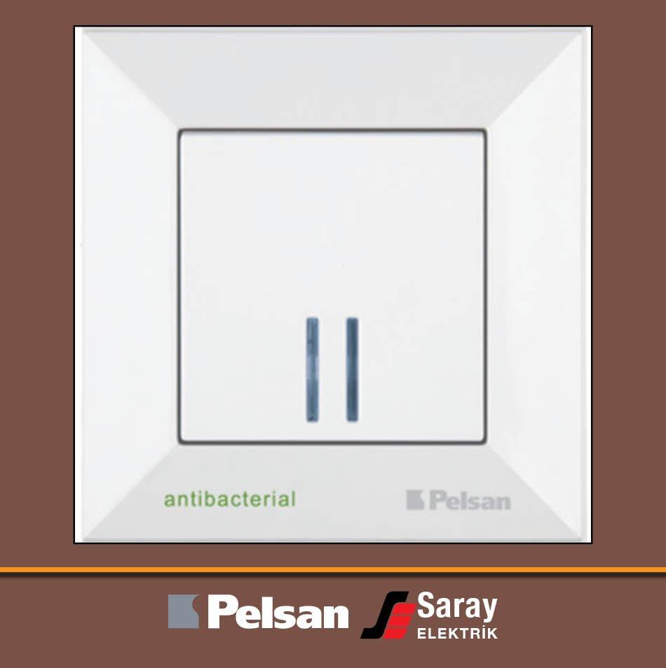 Pelsan Antibacterial Anahtar Priz