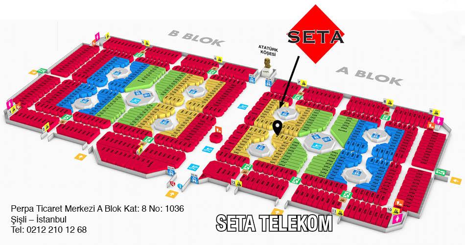 Seta Telekom Perpa Kroki