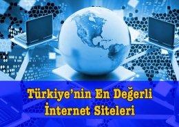 Türkiye'nin En Değerli İnternet Siteleri