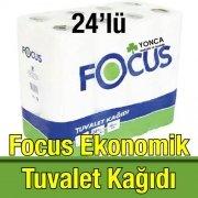 Focus Ekonomik Tuvalet Kağıdı 24'lü