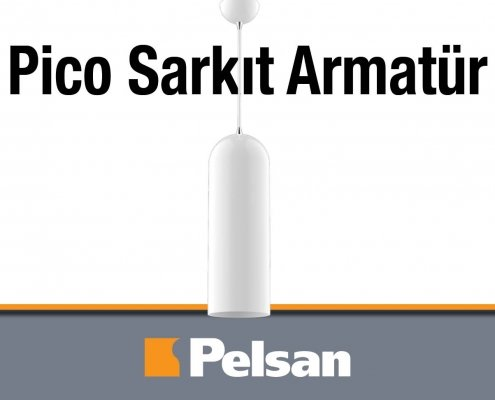 Pelsan Pico Sarkıt Armatür
