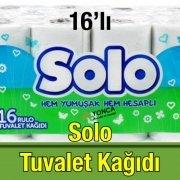 Solo Tuvalet Kağıdı 16'lı