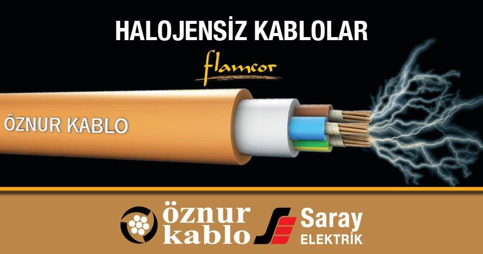 Halojensiz Kablolar Halojensiz Kablo Çeşitleri