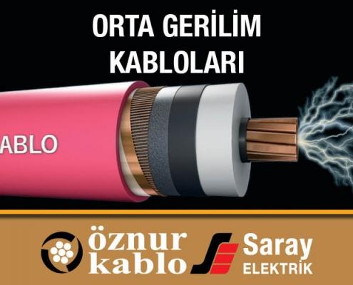 Orta Gerilim Kabloları Öznur Kablo