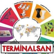 Terminalsan Kablo Yüksükleri