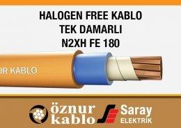 Halogen Free Kablolar