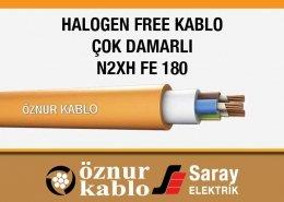 Halojen Free Kablolar Öznur Kablo