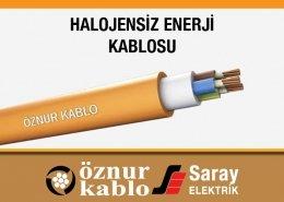 Halojensiz Enerji Kabloları o.6-1 kV