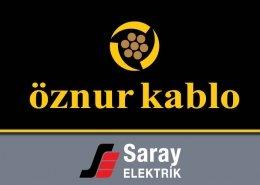 Saray Elektrik Öznur Kablo Bayii