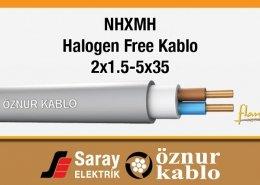NHXMH Halogen Free Kablolar