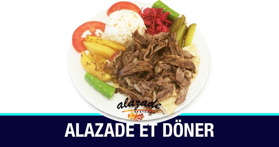 Et Döner Alazade Restoran