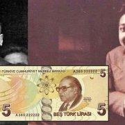 Prof. Dr. Aydın Sayılı ve Mustafa Kemal Atatürk