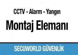 CCTV Alarm Montaj Elemanı
