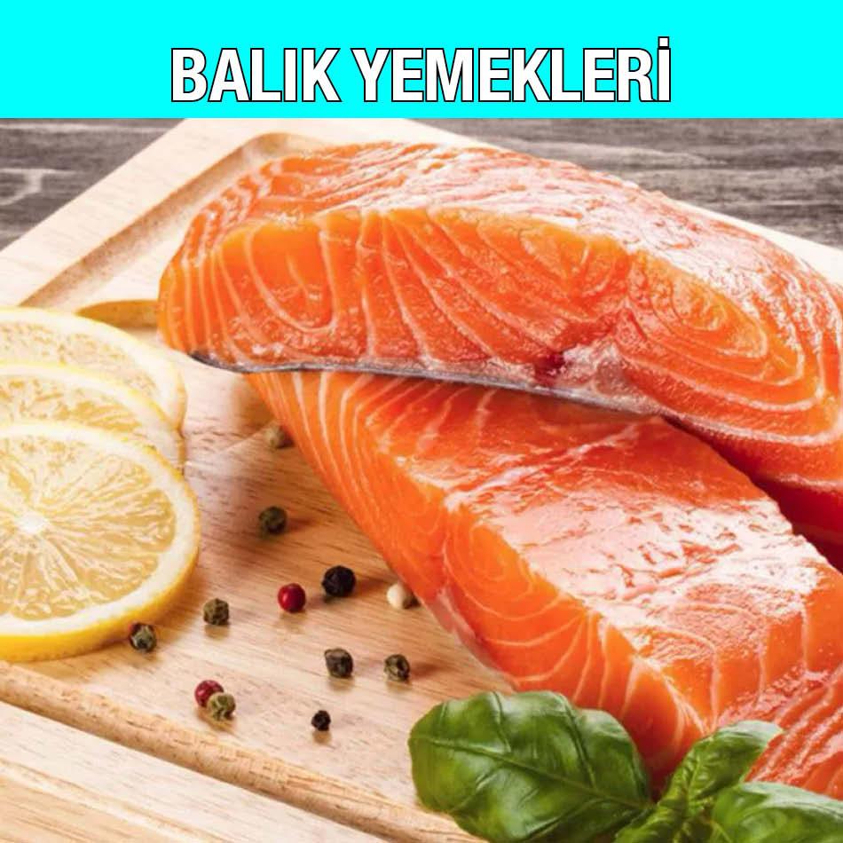 Balık Yemekleri Alazade