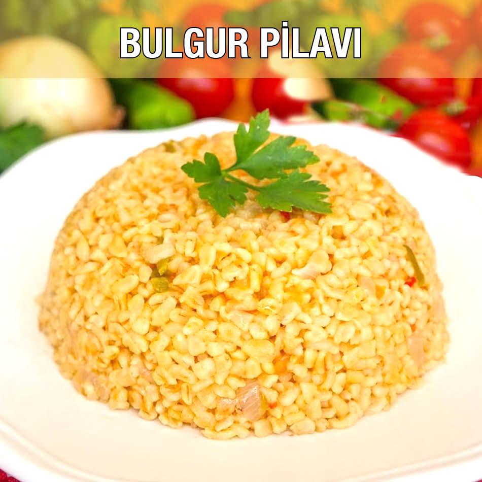 Alazade Bulgur Pilavı