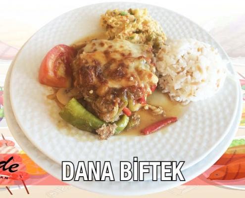 Dana Biftek Alazade Steak