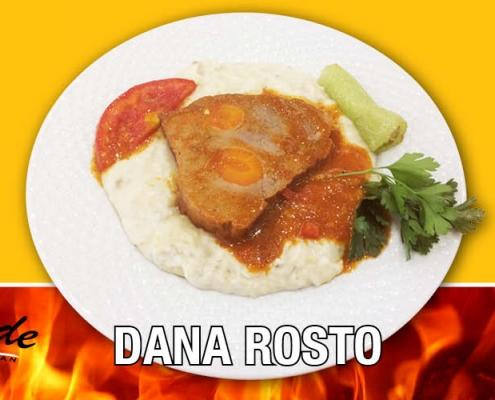 Alazade Dana Rosto Beğendili