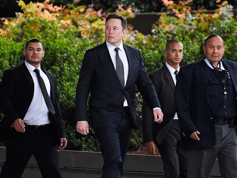 Tesla'nın CEO'su Elon Musk