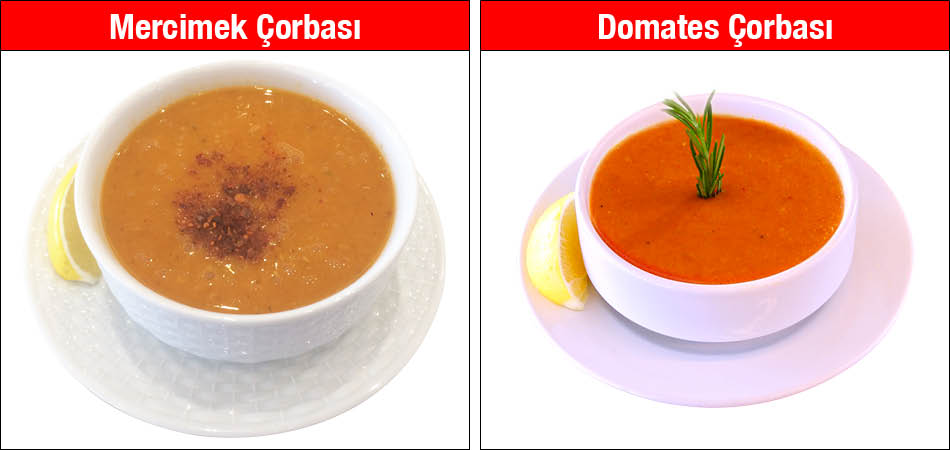 Alazade Restoran Günün Çorbaları