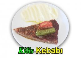 Alazade Restoran Kilis Kebabı