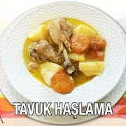 Alazade Tavuk Baget Haşlama