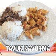 Tavuk Kavurma Alazade