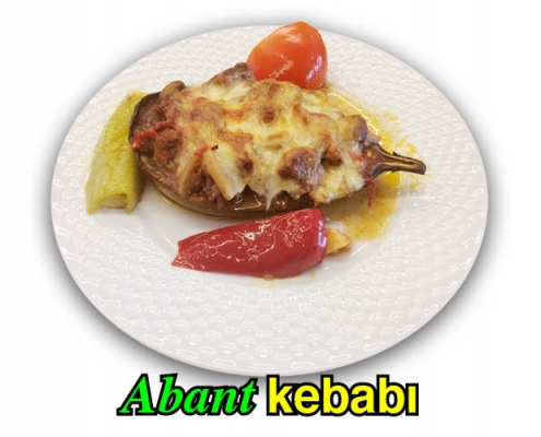 Alazade Restoran Abant kebabı